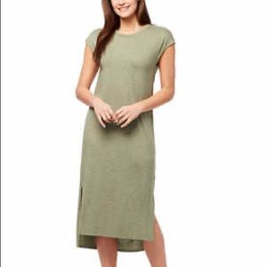 Jessica Simpson Olive T shirt Dress